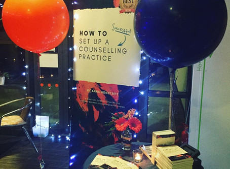 'How to set up a successful counselling practice.'
