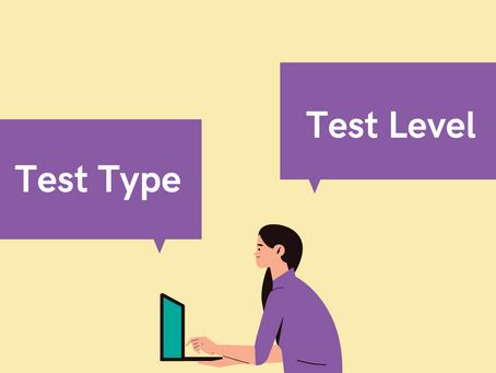 テストタイプとテストレベルの違いをちゃんと理解していますか??