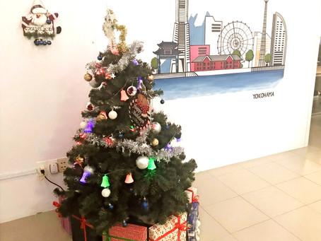 Japan Quality Co.,Ltd Christmas Party☆