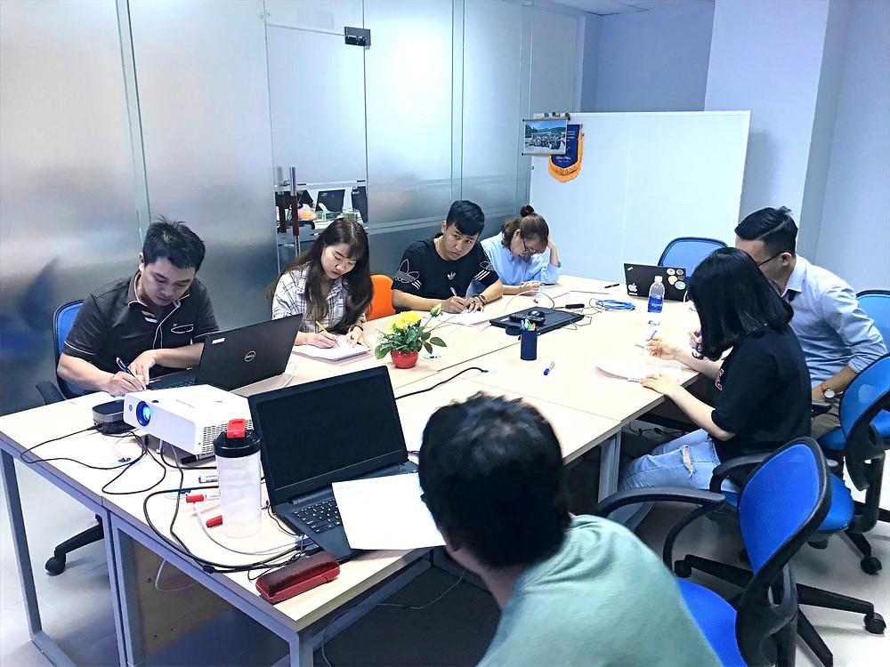 ダナン オフショアテスト 日本語教室