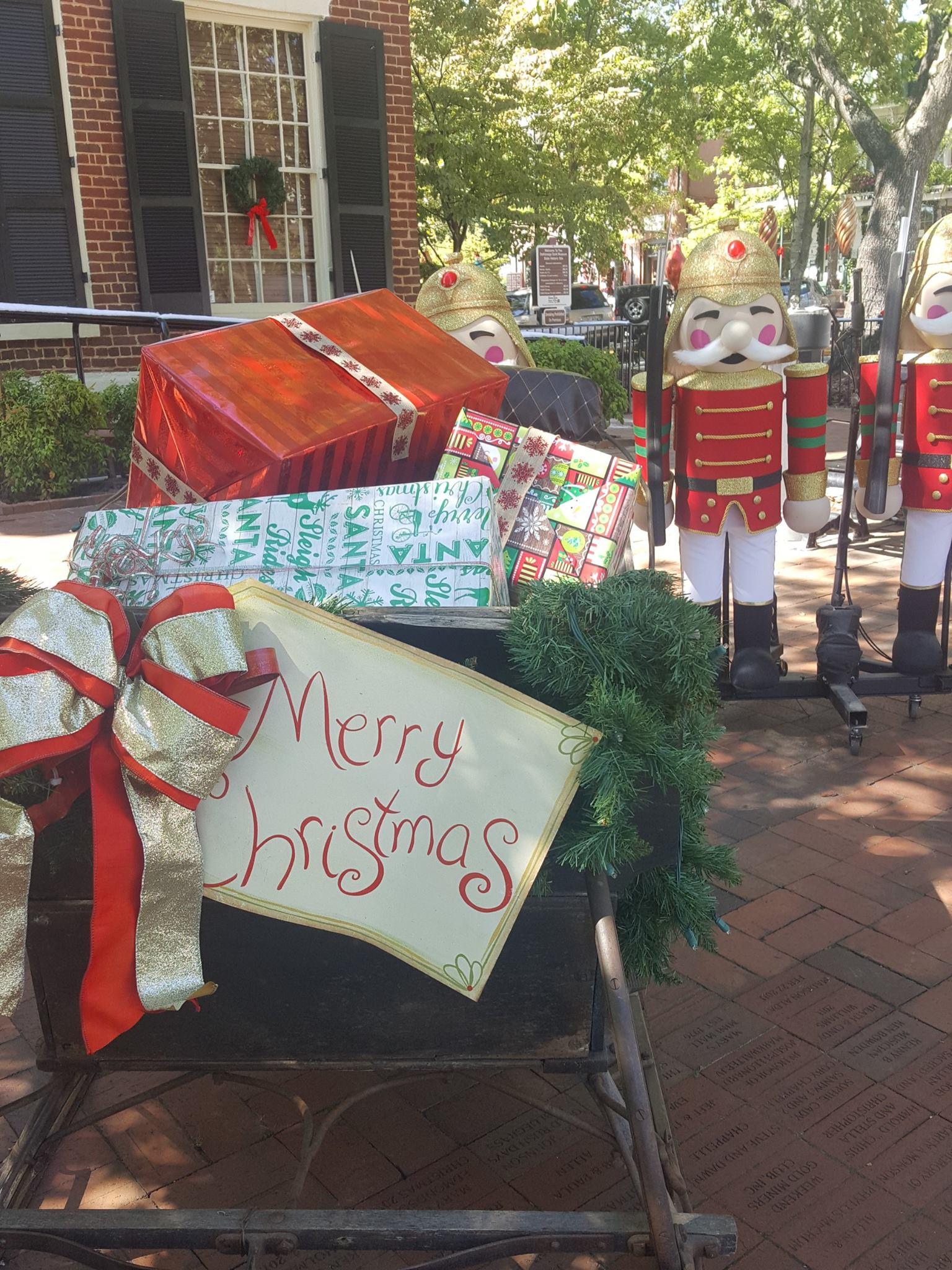 Christmas In Homestead Hallmark.Christmas In Homestead