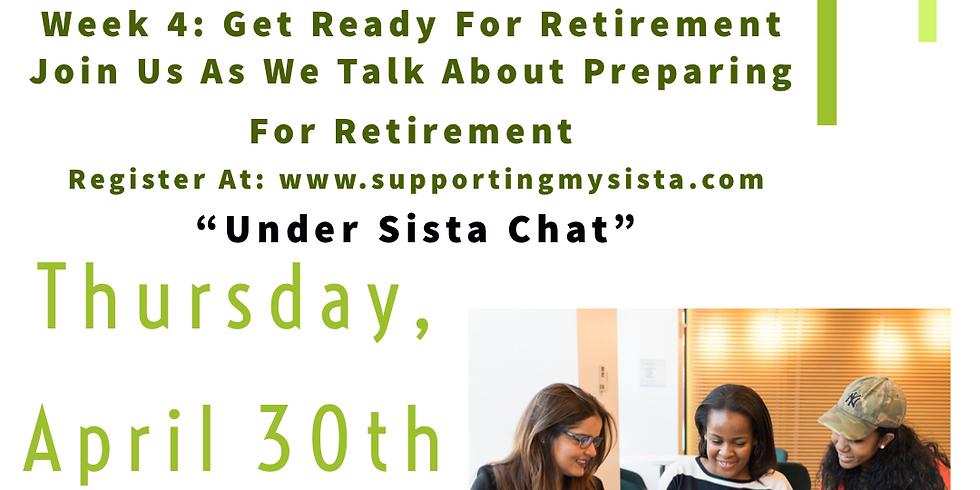 Sista Chat: Money Matters Week 4