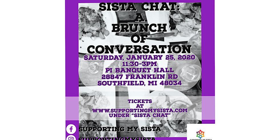 Detroit Chapter's Sista Chat: A Brunch Of Conversation