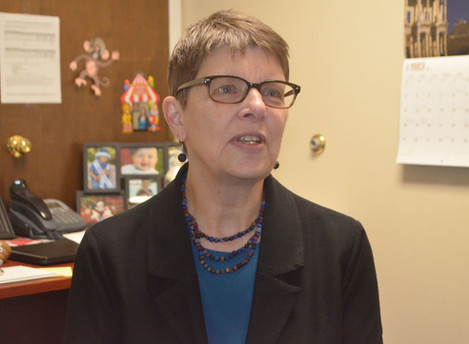 Dr. Martha Carter, CEO of FamilyCare Health Centers, highlighted in WVNews