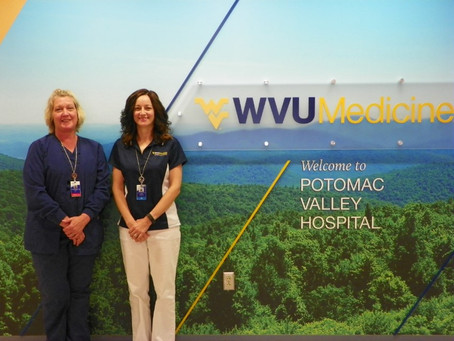 Potomac Valley Hospital achieves NDPP Recognition