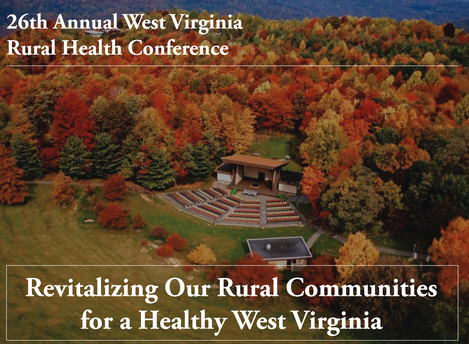 Dr. Kevin McCann to present on physician burnout at the 26th Annual West Virginia Rural Health Confe