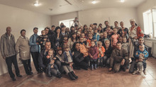 Мероприятие для беженцев из Украины