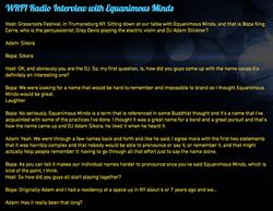 WRFI Radio Interview
