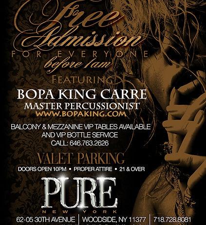 Bopa King Carre