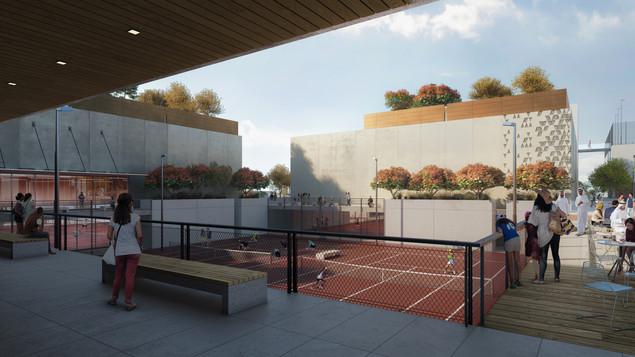 RED GAME FIELDS | Tennis Academy & Resort