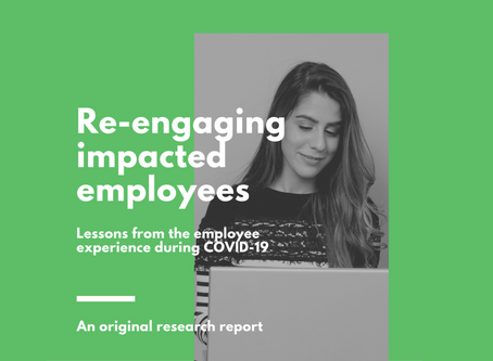 White paper | Re-engaging impacted employees