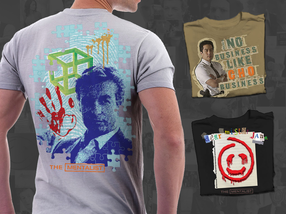 Mentalist T-Shirts