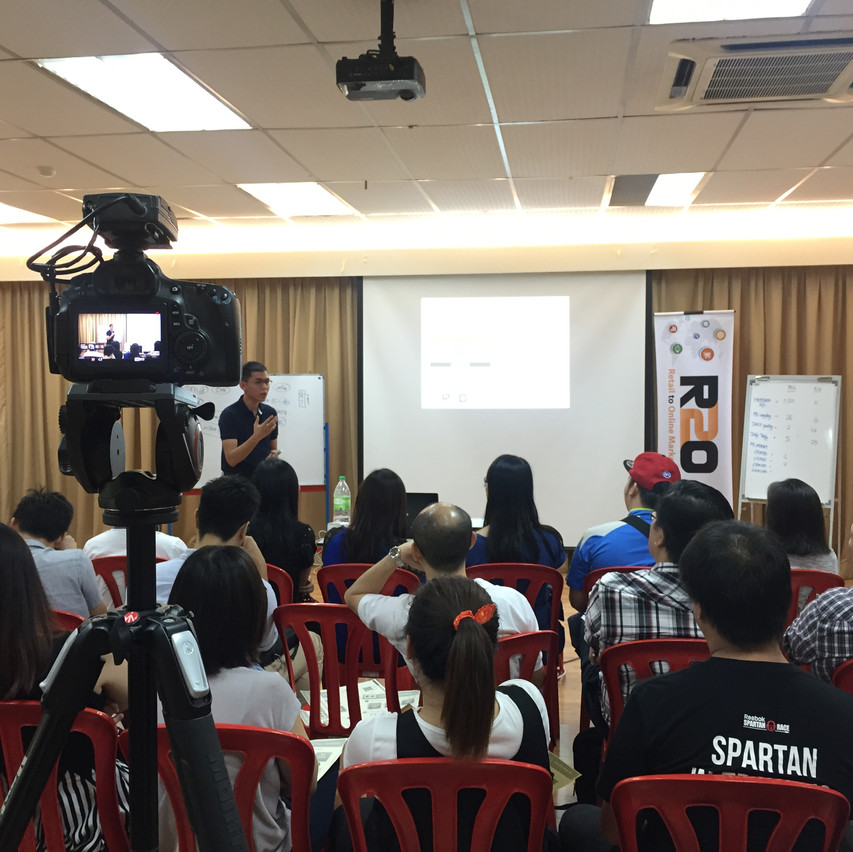 FB revision class in YMCA, KL