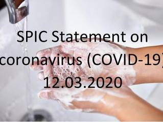SPIC Statement on COVID-19