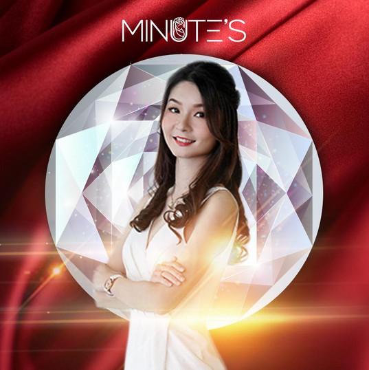MiNUTES 品牌大使 - JACELYN