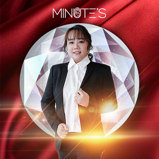 MiNUTES 品牌大使 - CHRIS
