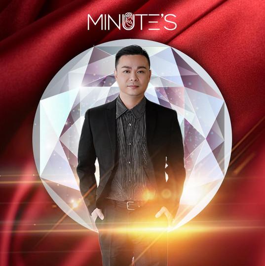 MiNUTES 品牌大使 - RYAN