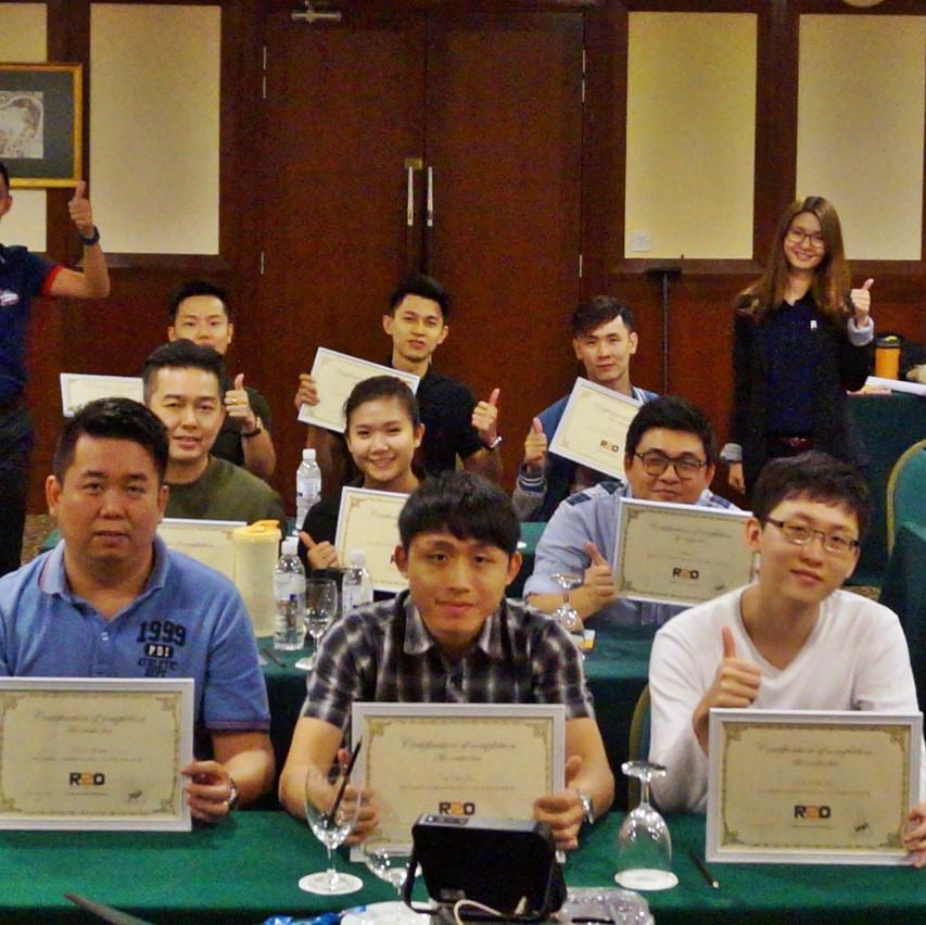 FB 8 hours workshop group photo