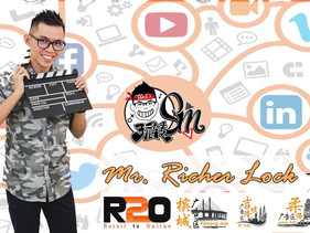 Social Media, SM 达人 - Richer Lock