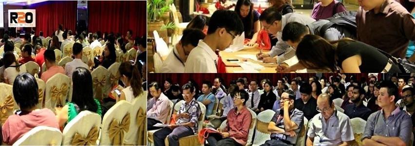 Online Marketing Seminar in Penang