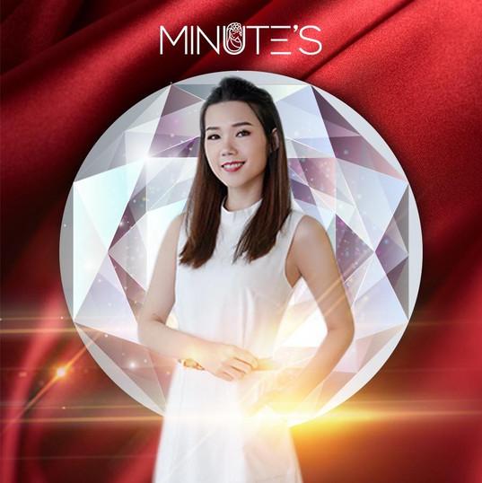 MiNUTES 品牌大使 - EILEIN