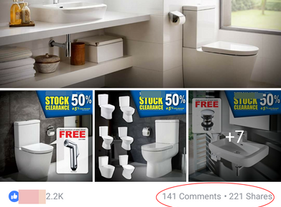 R2O's success stories l Facebook Advertisement in Kuala Lumpur KL l 门市广告的两个重点