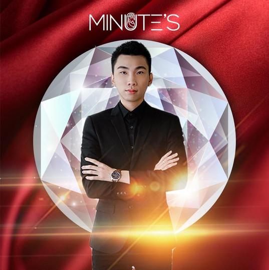 MiNUTES 品牌大使 - Mai Siao Siao Ah Loong