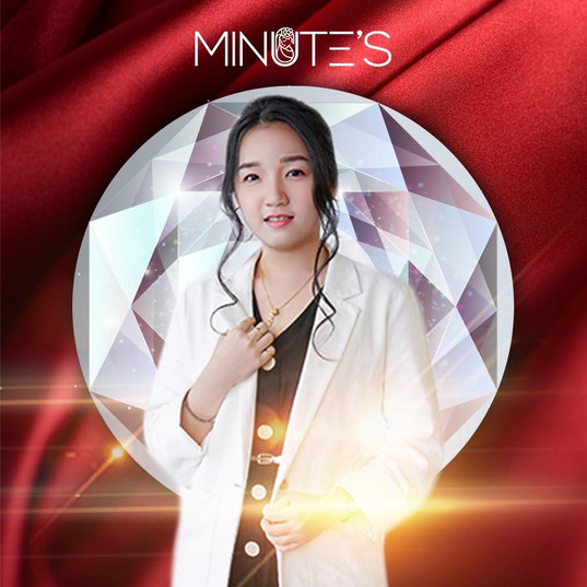 MiNUTES 品牌大使 - XUELY