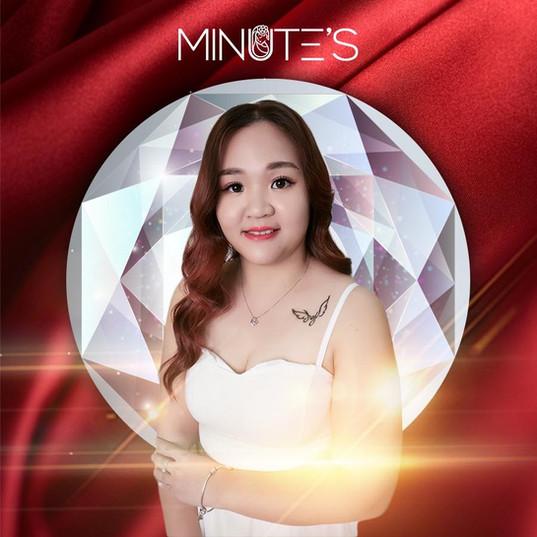 MiNUTES 品牌大使 - ANN
