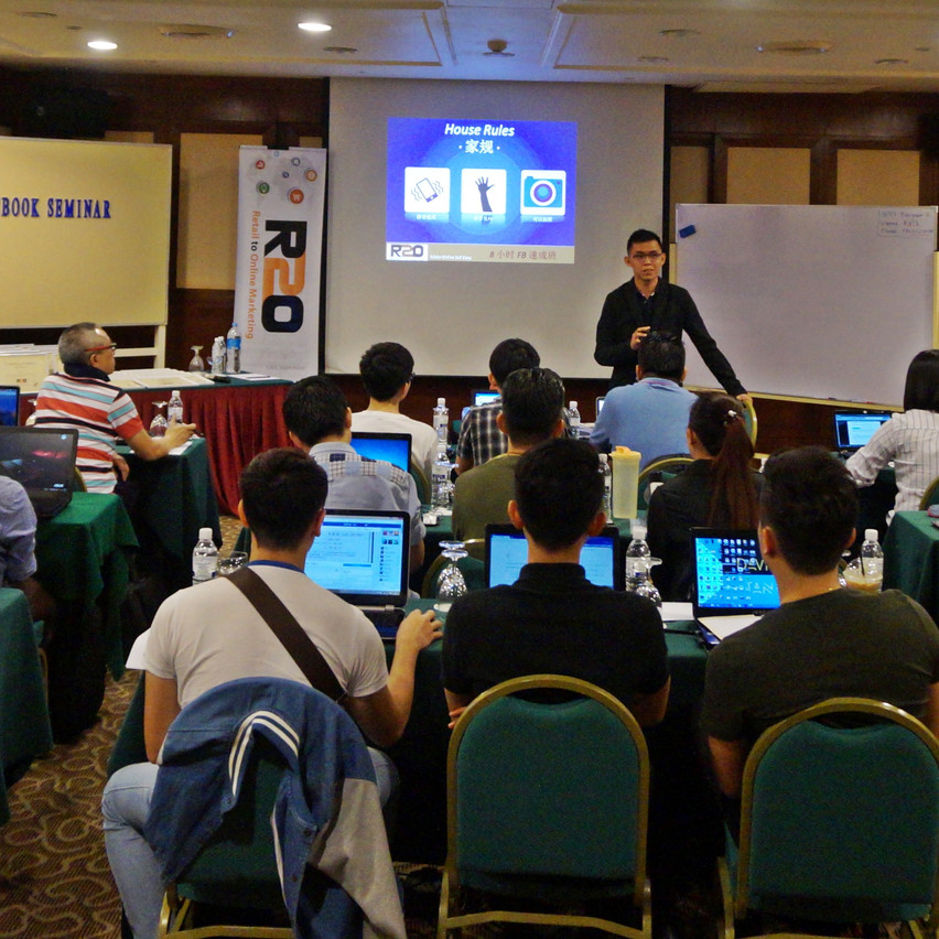 FB 8 hours Workshop