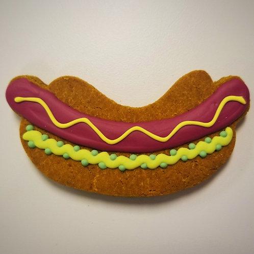 Hot Dog - Organic Pumpkin & Peanut Butter