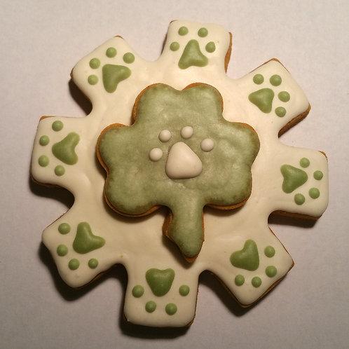 Lucky Snowflake - Peanut Butter Pumpkin