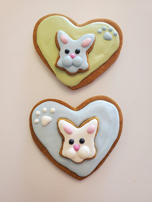 Easter Hearts w/Shapes