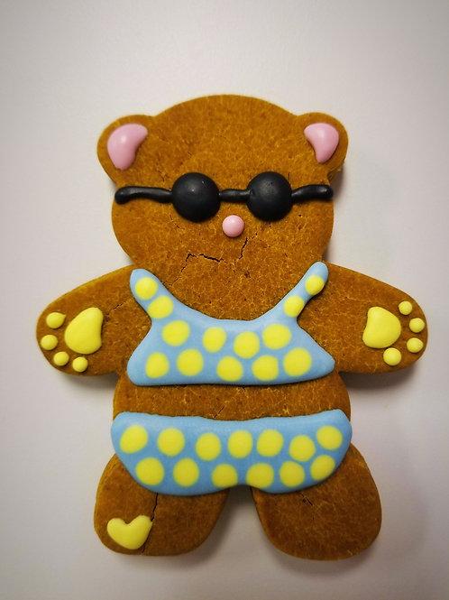 Simply Teddy Bears - Organic Peanut Butter & Pumpkin W