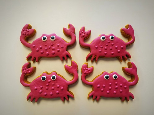 Crabby Crab - Organic Pumpkin & Peanut Butter