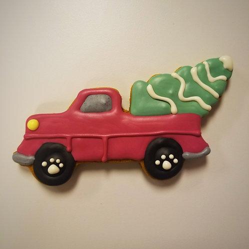 Truck & Tree - Organic Pumpkin & Peanut Butter
