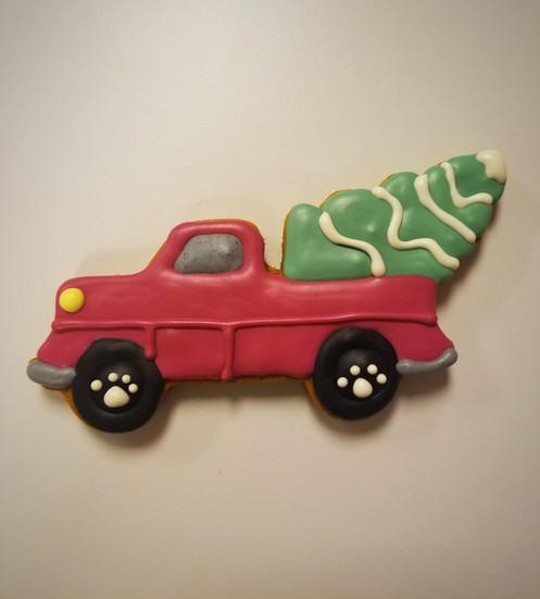 Truck Tree Organic Pumpkin Peanut Butter