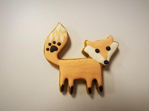 Little Fox - Organic Pumpkin & Peanut Butter