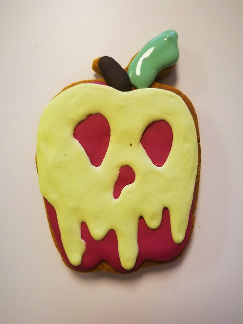 Witchy Apple - Organic Pumpkin & Peanut Butter