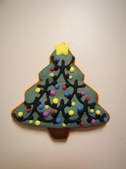 Christmas Tree - Organic Pumpkin & Peanut Butter