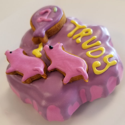 Emmi Lu's Pup-Cakes