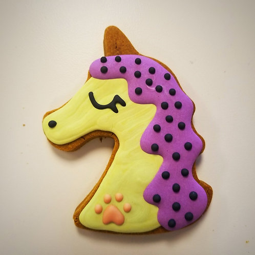 Halloween Unicorns - Organic Pumpkin & Peanut Butter