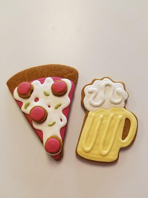 Pizza & Beer Combo