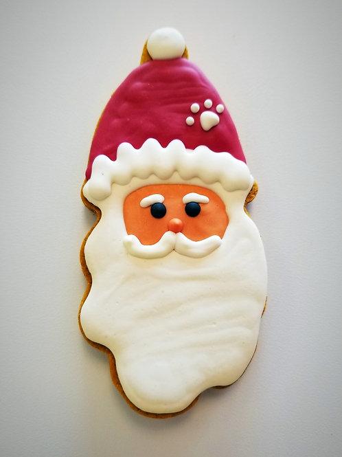 Santa Claus - Organic Pumpkin & Peanut Butter