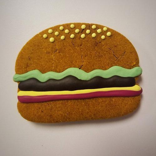Hamburger - Organic Pumpkin & Peanut Butter