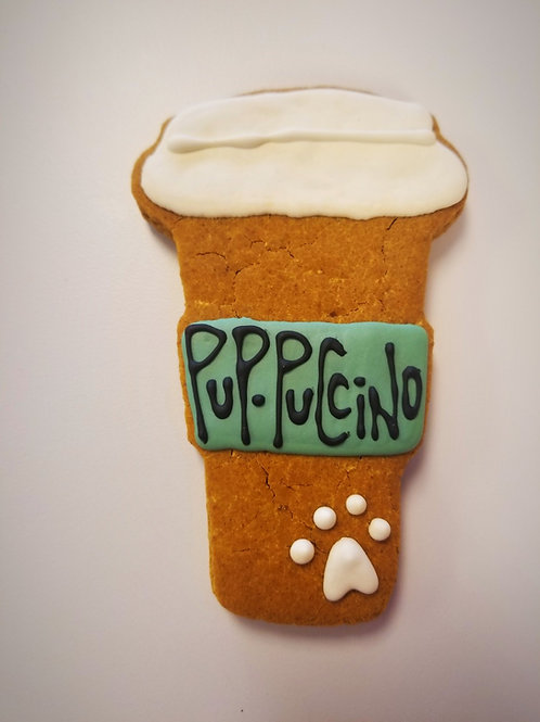 Puppuccino Cup - Now in 2 sizes!