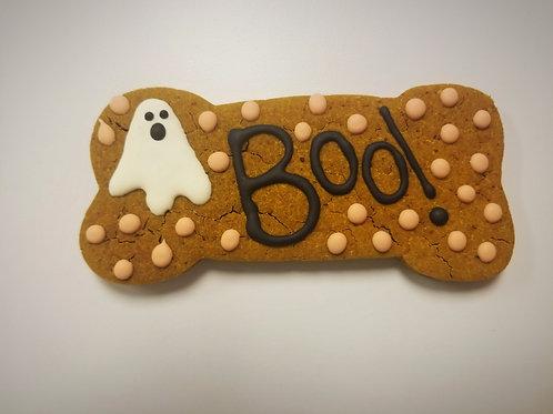 Halloween Big Bones - Organic Pumpkin & Peanut Butter