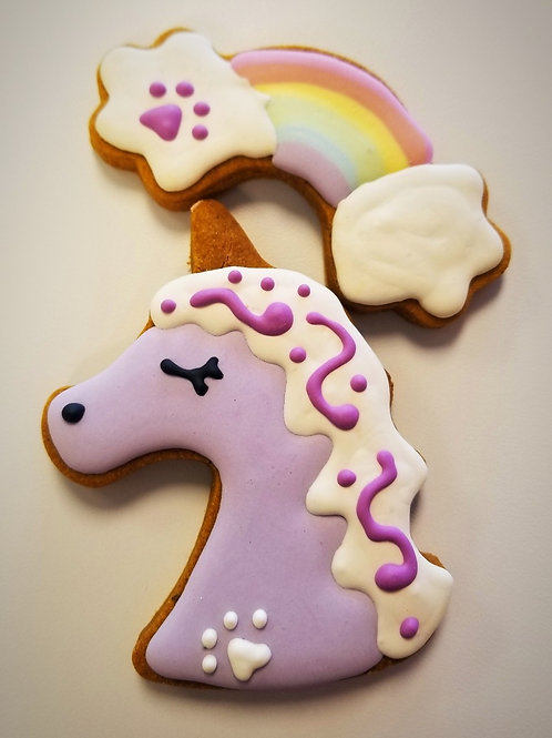 Unicorns & Rainbows - Organic Pumpkin & Peanut Butter