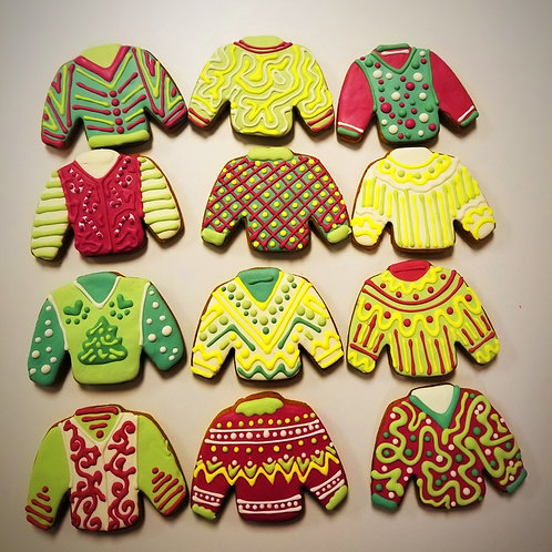 Ugly Christmas Sweaters - Organic Pumpkin & Peanut Butter