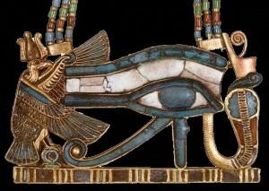 Horovo-oko- symbol Školy oka Boha Hóra